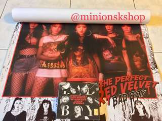 (Ready stock) Red Velvet - The Perfect Red Velvet