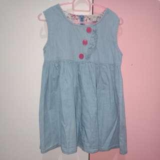 3-4yrs Pre-loved Girls Dress