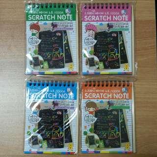 [Clearance] Scratch Note