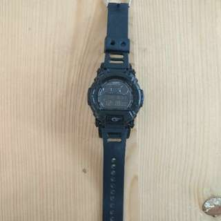 Casio G-Shock DW-002 Black