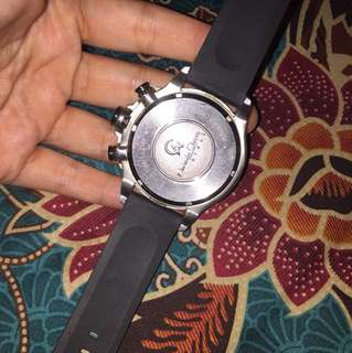 Jam tangan Alexander Christie pria Batangan