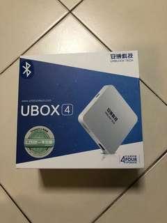 Brand new Unblock Tech Ubox Gen 4 S900 Pro BT