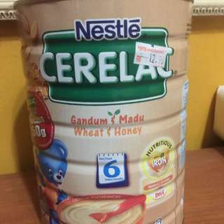 Baby food murah nestle Baby / kids rm10