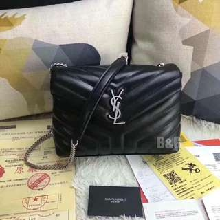 YSL Monogram Chain Bag