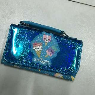 Smiggle Big Wallet