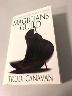 The Magician's Guild - Trudi Canavan