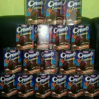 Cream o/ cteations