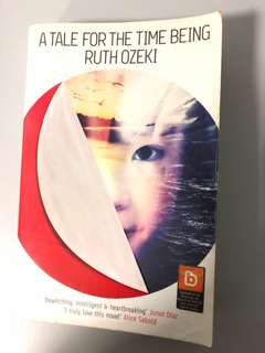 A Tale For The Time Being - Ruth Ozeko