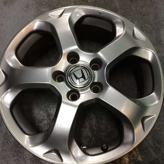 "Pre-Owned 17"" Original Honda Sports Rim"