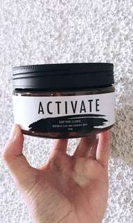 28STREET ACTIVATE CHARCOAL CLAY MASK