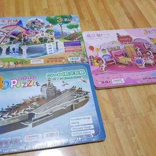 Brand new 3D Puzzle