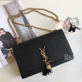 YSL KATE TASSEL CHAIN BAG