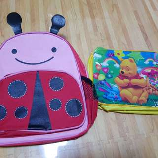 Brand new toddler bags