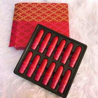 Mac mermaid Set lipstick