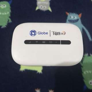 pocket wifi (globe)