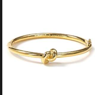 Kate Spade Sailors Knot bangle