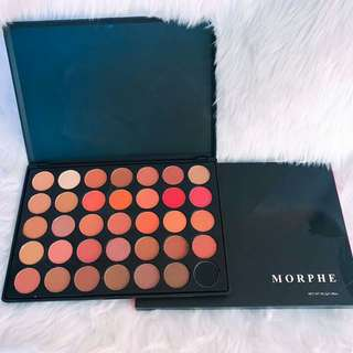 Eyeshadow Morpe shade 3502