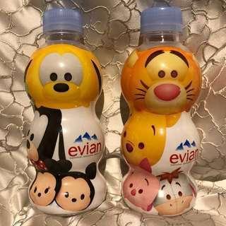Evian Disney Tsum Tsum Natural Mineral Water 新加坡限量代購