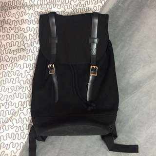 ASOS Black Backpack