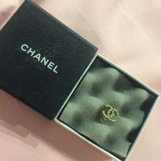 Looking for the other side - chanel earrings