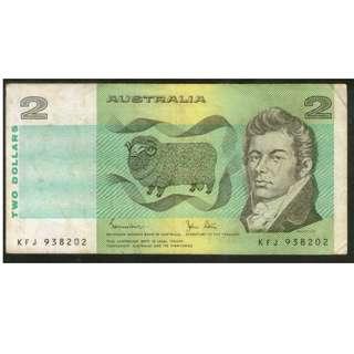 Australia $2