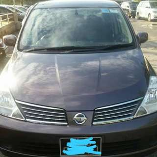 Nissan Latio 1.5A