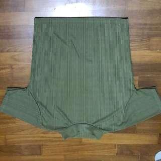 BN Khaki Green Top