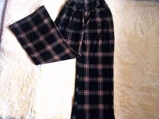 BIGSIZE JUMBO cullotes pants hightwaist