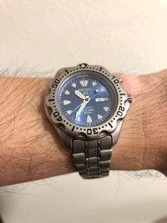 Seiko Kinetic Diver SBBW019