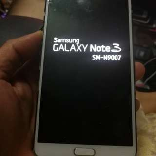 Samsung Galaxy  note 3  TD  N 9007 4G Lte (read & see my carousell information other mobile)