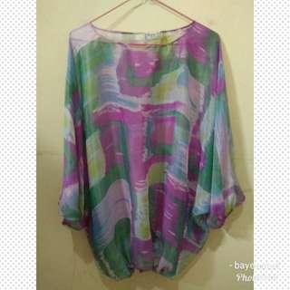 ⚡SALE⚡ Batwing purple (free size)