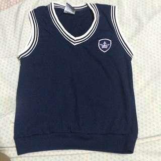 BGS vest 4-6yo