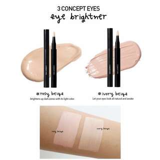 AUTHENTIC 3CE EYE BRIGHTENER - CLEARANCE U.P $32.90!