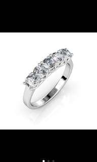 Queen Ring Swarovski