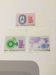 Singapore 1974 National Day mnh