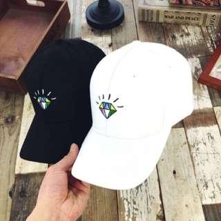 [PO] Tumblr Diamond Embroidered Cap
