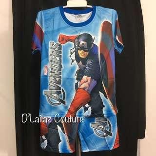 Avengers Size 15 last pc