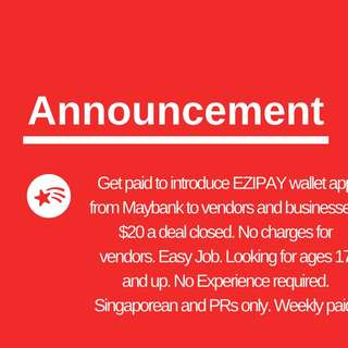 EZIPAY wallet app