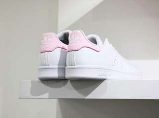 Instocks Adidas Stan Smith Baby Pink