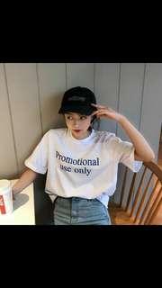 (PO) Korean Style Tee