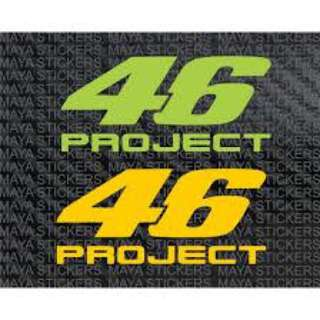 Rossi Project Decal sticker