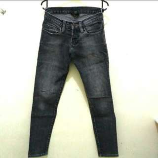 Dust black size 27