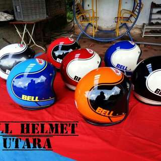 Helmet bell spender limited