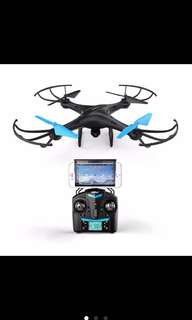 Force1 U45W Blue Jay Wifi FPV Drone