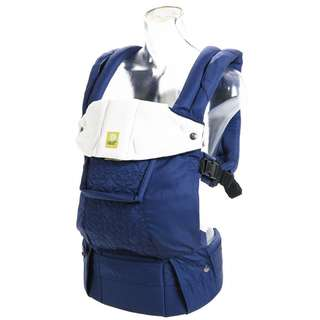 Recommended baby carrier