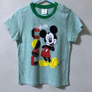 Authentic Mickey Tshirt