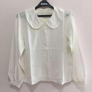 White Collar Shirt 2