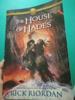 Book Four: The House of Hades