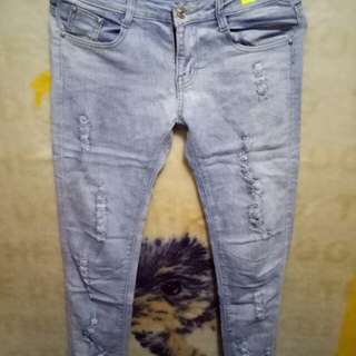 Tattered Jeans