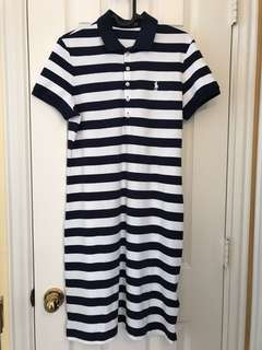Polo Ralph Lauren stripe one piece